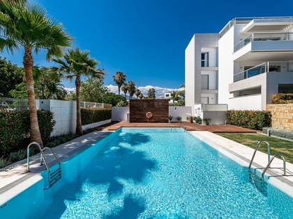 94m² Apartment with 43m² terrace for sale in San Pedro de Alcántara / Guadalmina