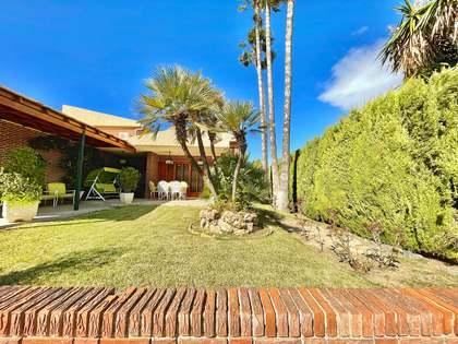 Дом / Вилла 740m² на продажу в Playa San Juan, Аликанте