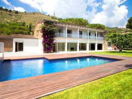 Impresionante casa en venta en Pedralbes, Barcelona