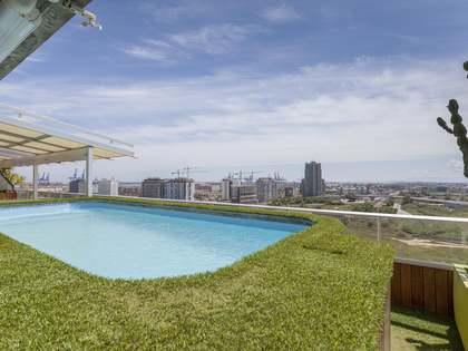 Àtic de 345m² en venda a Ciudad de las Ciencias, València