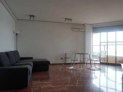 120m² Apartment with 7m² terrace for rent in Ciudad de las Ciencias
