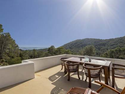 491 m² house with terraces for sale in Santa Eulalia, Ibiza