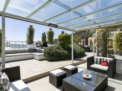 339m² Dachwohnung mit 361m² terrasse zum Verkauf in Sant Gervasi - La Bonanova
