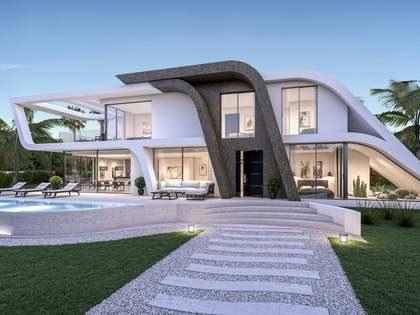 Casa / Villa de 258m² con 104m² terraza en venta en Jávea