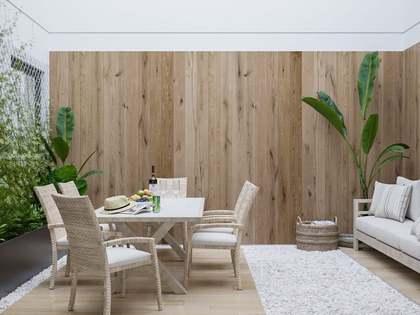 Piso de 131 m² con 23 m² de jardín en venta en Sants