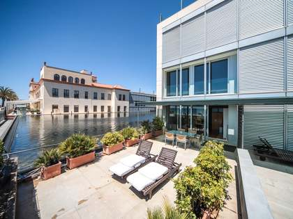 Piso de 132m² con 72m² terraza en venta en Calafell