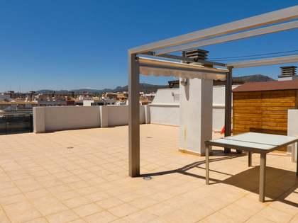 Ático de 170m² con 116m² terraza en venta en Alfinach