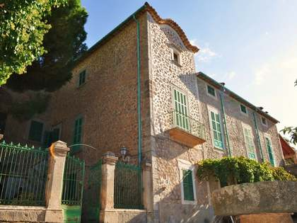 Casa de campo en venta cerca a Deià, noroeste de Mallorca
