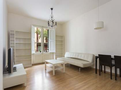 Apartment with a terrace and garden for sale in Eixample