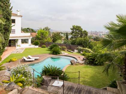 Charming house for rent in Pedralbes, Barcelona's Zona Alta