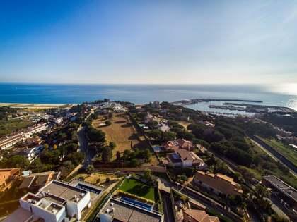 Parcela de 10.863 m² en venta en Arenys de Mar, Maresme