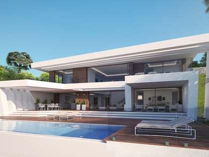 Maison / Villa de 300m² a vendre à Jávea avec 250m² terrasse