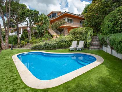 466m² detached house for sale in Cabrils, Maresme