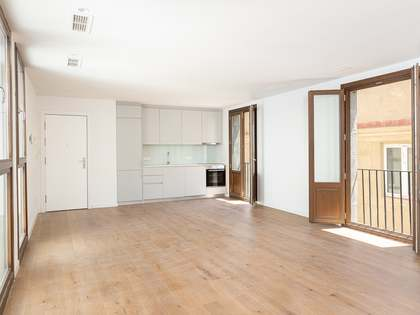 Piso de 101m² con terraza de 46m² en venta en Gótico