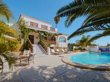 Maison / Villa de 500m² a vendre à Jávea avec 180m² terrasse