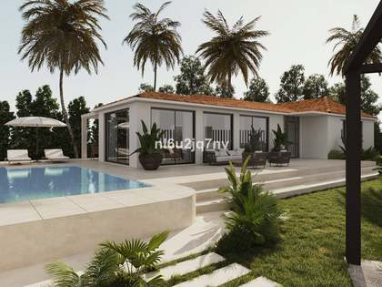 Maison / Villa de 210m² a vendre à Nueva Andalucía avec 950m² de jardin