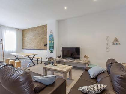 Квартира 120m², 10m² террасa аренда в Плайя Мальварроса