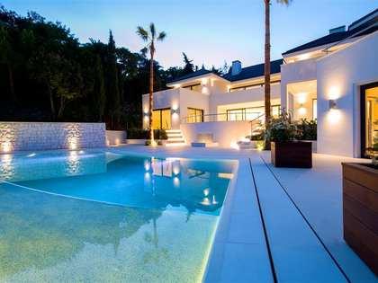 Villa de lujo en venta en La Zagaleta, Marbella