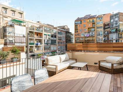 113m² Apartment with 27m² terrace for sale in Eixample Left