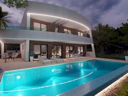 casa / villa de 450m² con 130m² terraza en venta en Moraira