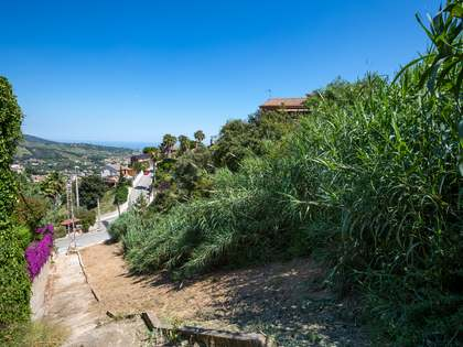 980m² Plot for sale in Alella, Maresme