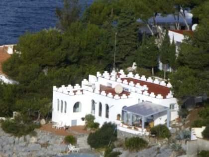 Casa en venta en primera línea del mar en el sur de España