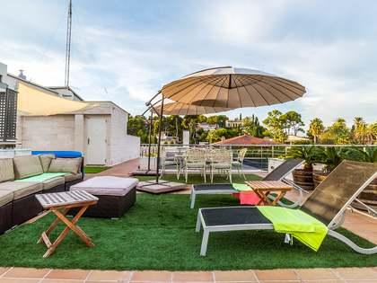 211m² Dachwohnung mit 341m² terrasse zum Verkauf in Tarragona Stadt