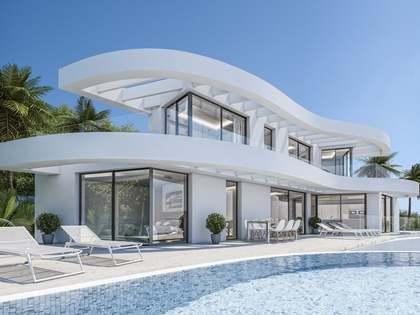 Casa / Villa di 260m² con 260m² terrazza in vendita a Jávea