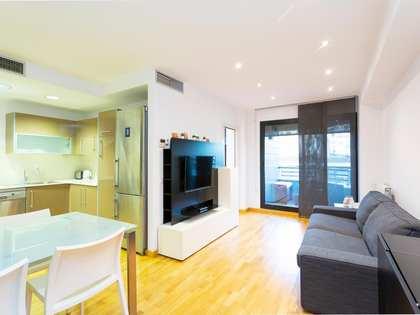 71m² Lägenhet till salu i Vila Olimpica, Barcelona