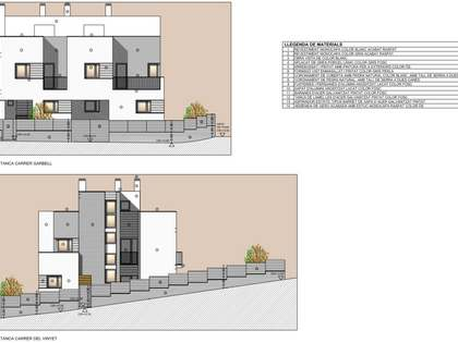 229m² House / Villa with 26m² garden for sale in Vilanova i la Geltrú