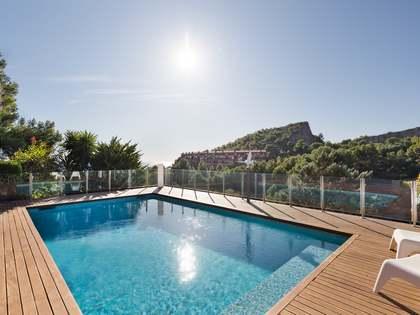 353m² Haus / Villa mit 200m² garten zur Miete in Garraf