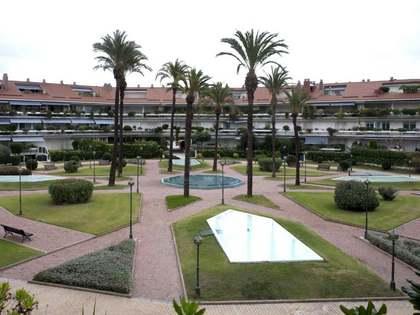 Appartement van 145m² te koop met 80m² terras in Terramar