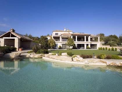 857m² Hus/Villa med 182m² terrass till salu i La Zagaleta