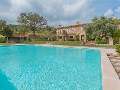Casa rural en venta en el Baix Empordà