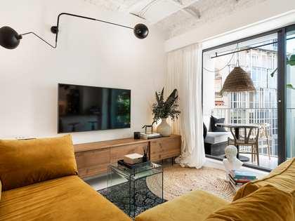 Квартира 55m², 6m² террасa на продажу в Левый Эшампле