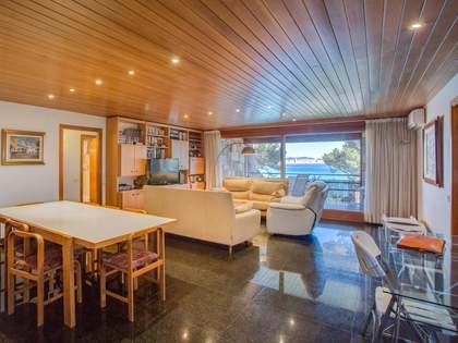 Costa Brava apartment for sale with sea views