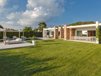 Modern villa for sale in San José, Ibiza