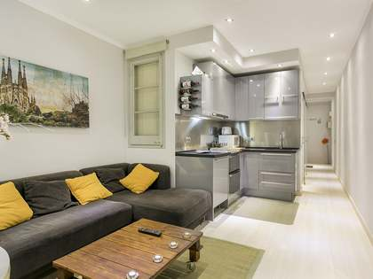 Appartement van 50m² te huur in Eixample Links, Barcelona
