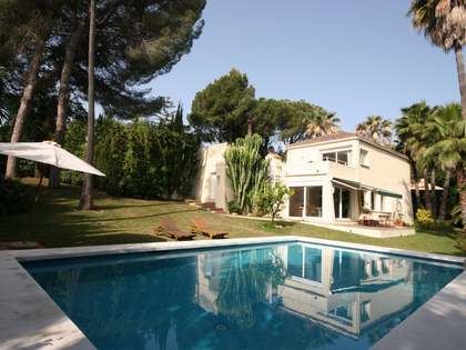 4-bedroom villa for sale in the heart of Nueva Andalucia