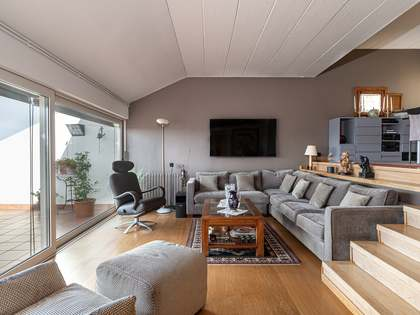 Дом / Вилла 224m², 18m² террасa на продажу в Vallvidrera