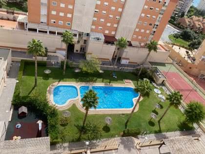 110m² Wohnung zur Miete in Cabo de las Huertas, Alicante