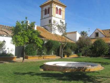 Propiedad rural ecuestre en venta en Sevilla, Andalucía