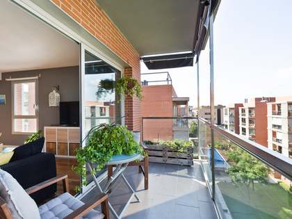 136m² Apartment with 25m² terrace for sale in Sant Cugat