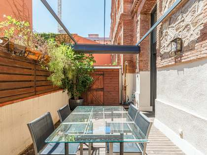 151m² Apartment with 26m² terrace for sale in Poblenou