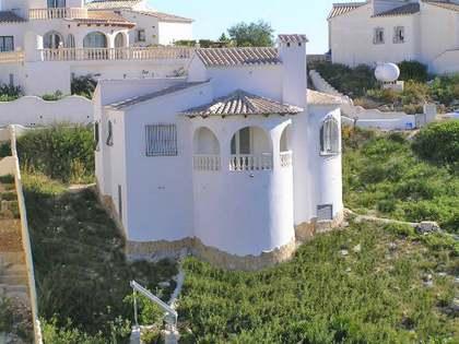 Maison / Villa de 90m² a vendre à Jávea avec 10m² terrasse