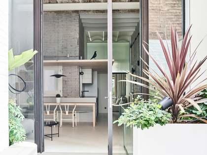 Appartamento di 85m² con 50m² terrazza in vendita a Gràcia