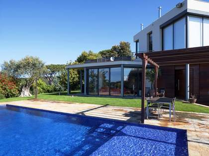 Luxury property for sale, SuperMaresme near Barcelona
