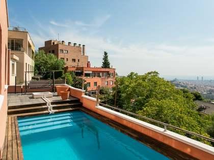 Maison / Villa de 260m² a vendre à Sant Gervasi - La Bonanova avec 136m² terrasse
