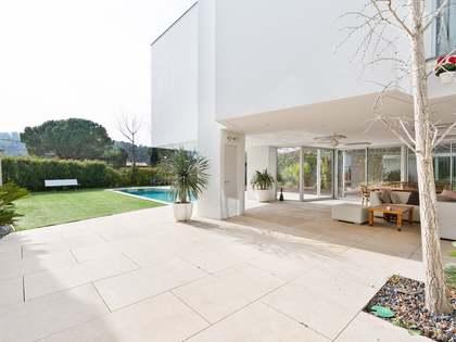 Дом / Вилла 534m² на продажу в Sant Cugat, Барселона