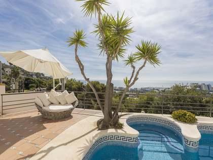 maison / villa de 344m² a vendre à Levantina, Barcelona